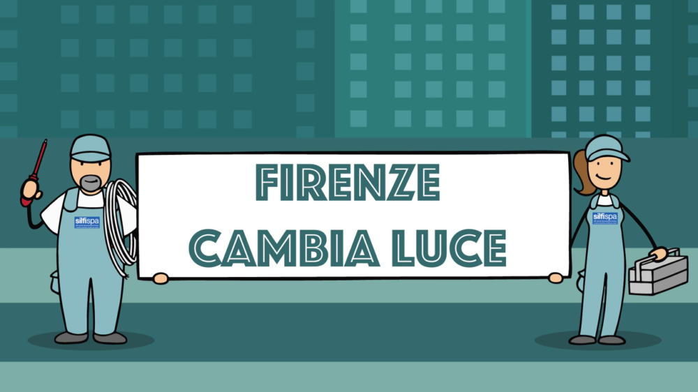 firenze cambia luce smart city